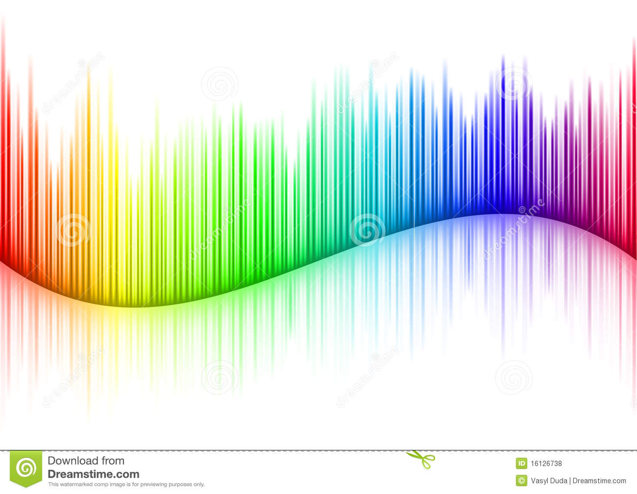 Sound Waveform Royalty Free Stock Photos Image 16126738