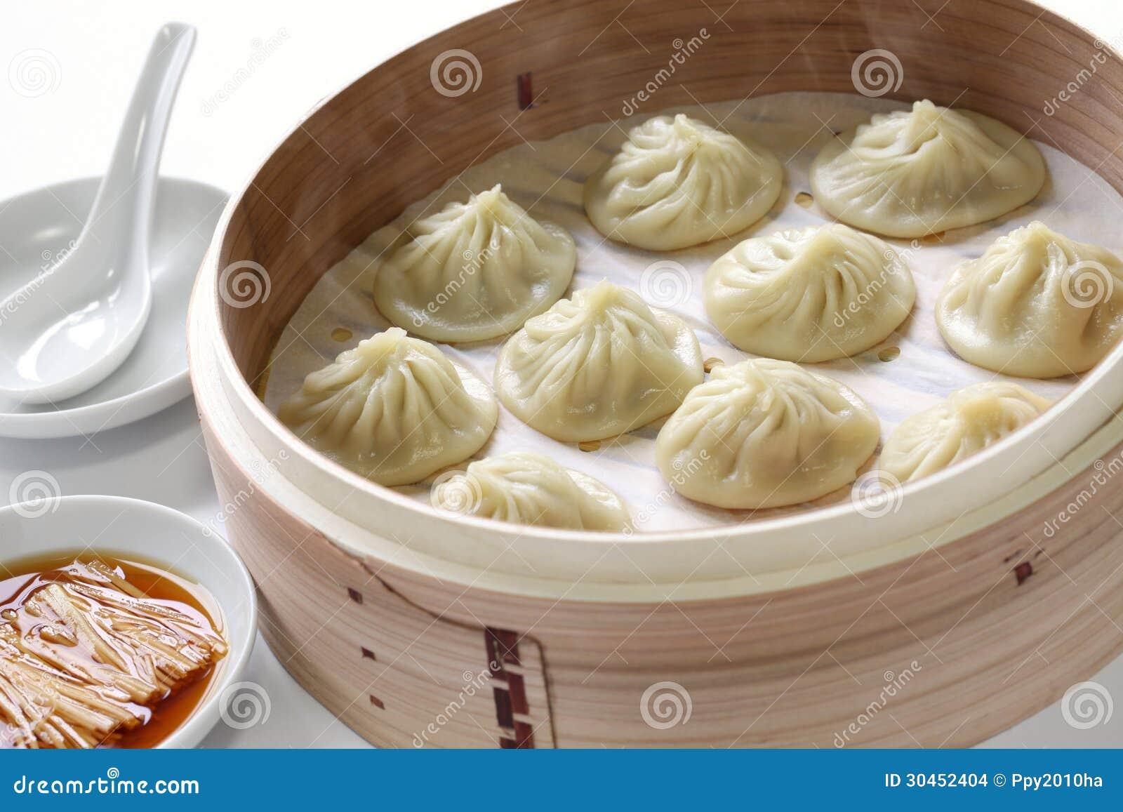 Soup Dumplings, Xiao Long Bao Stock Images - Image: 30452404