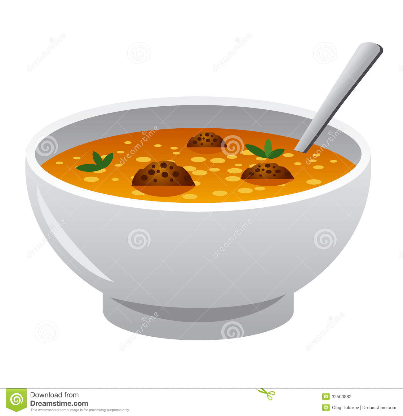 Soup Stock Photography Image 32500882