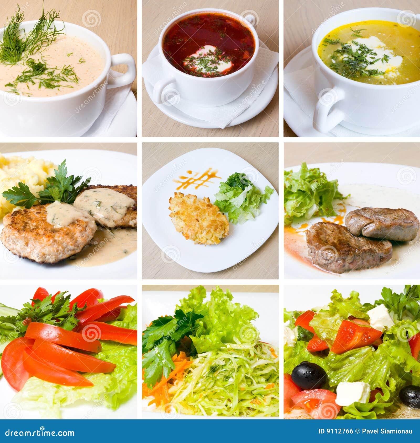 soup and salad business plan