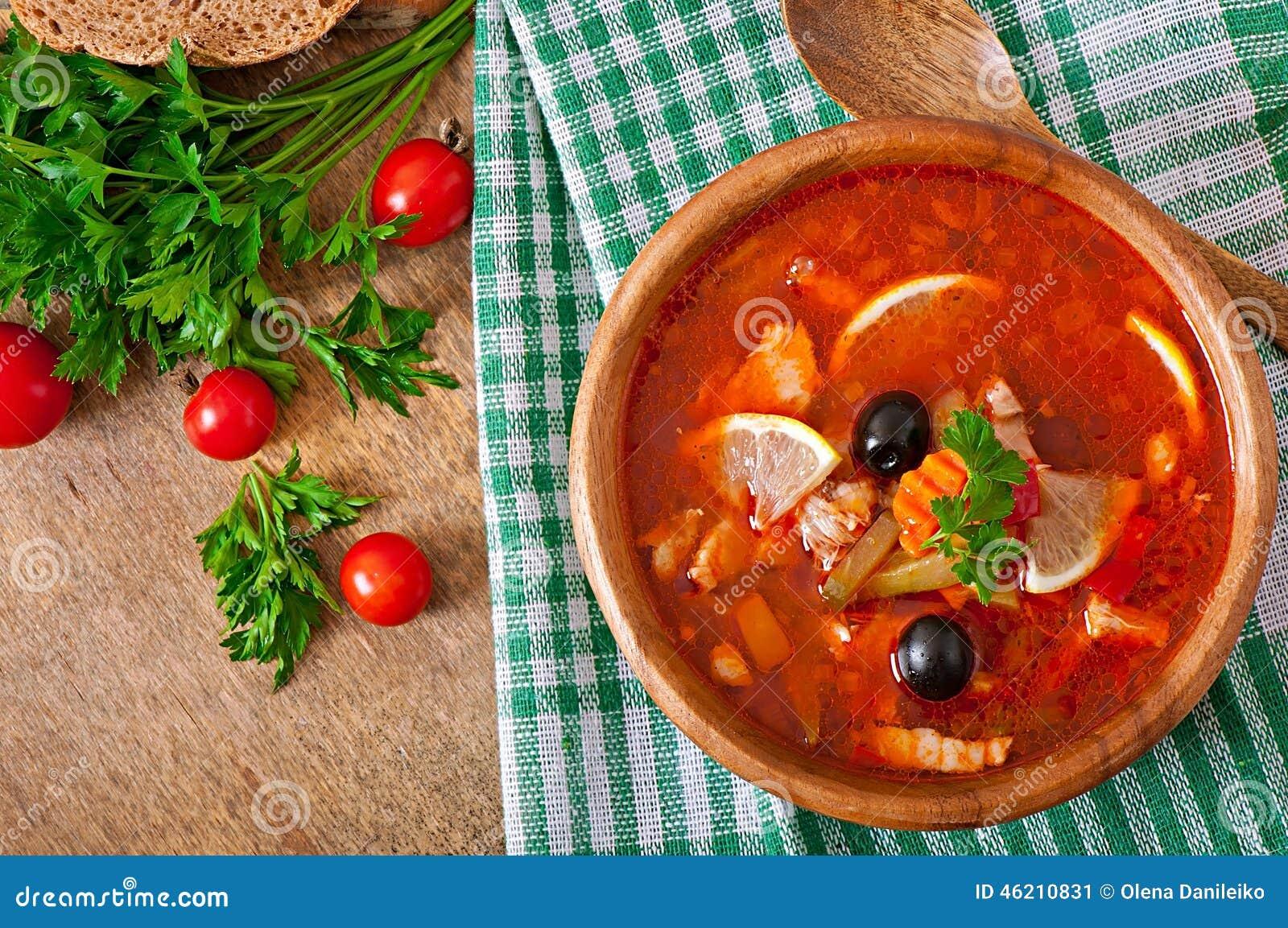 Русская кухня пошаговый рецепт