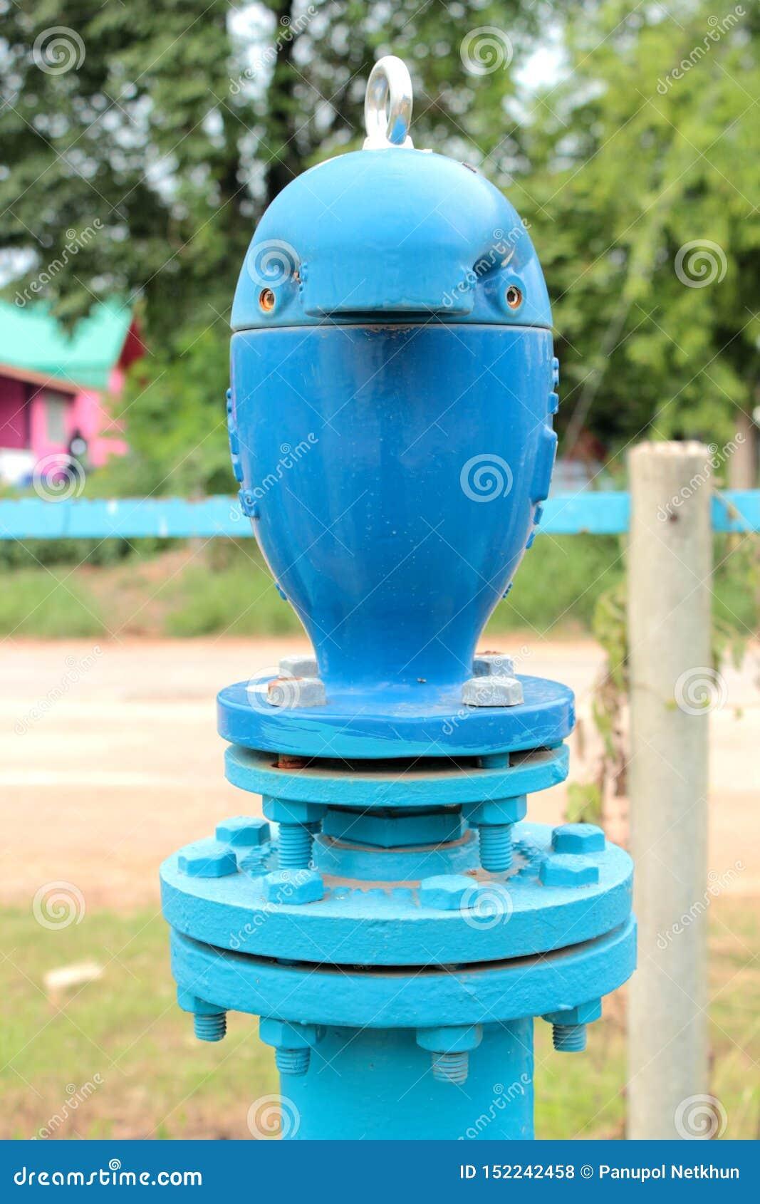 Soupape à air pour la tuyauterie d approvisionnement en eau