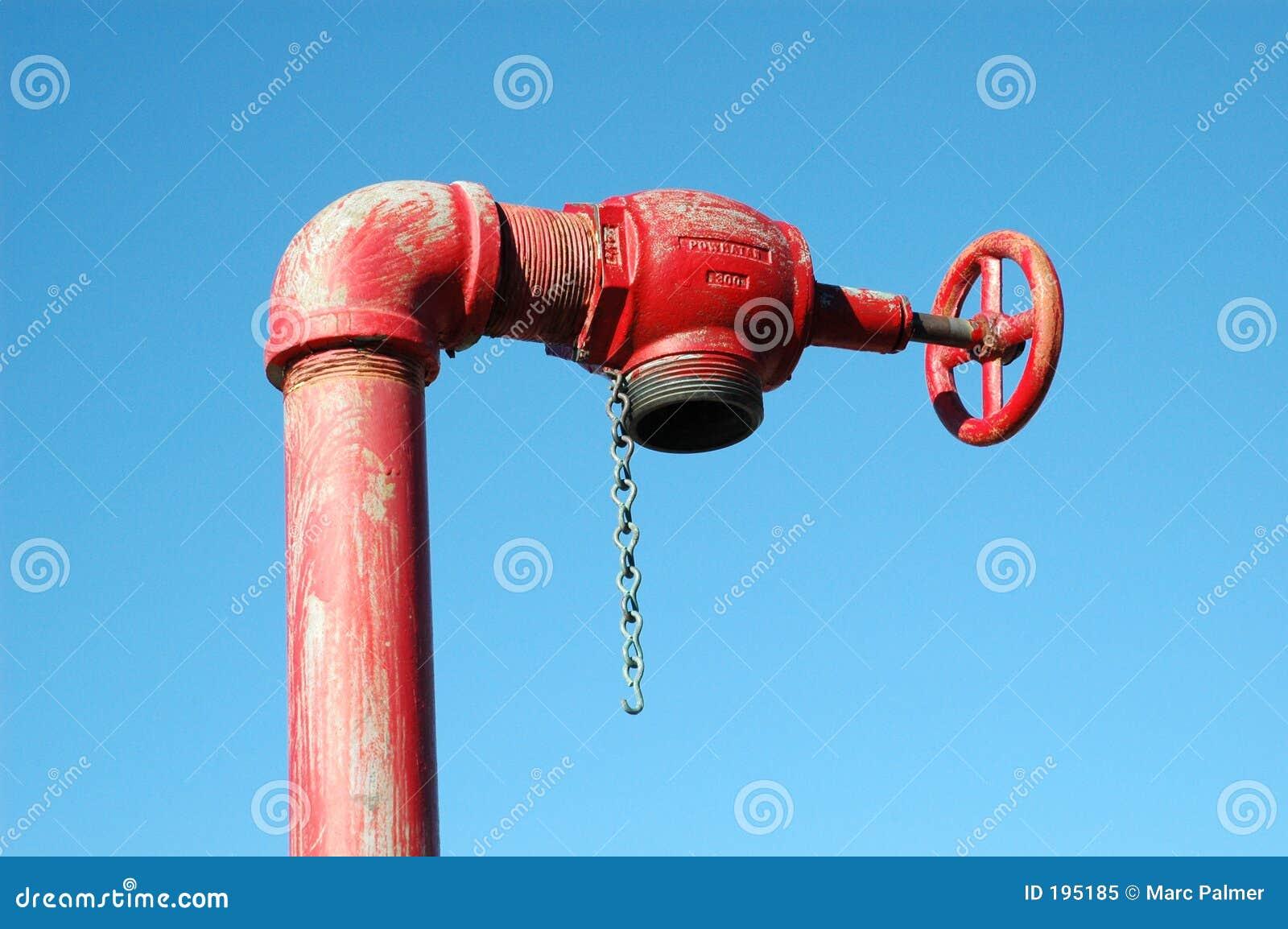 Soupape de l eau