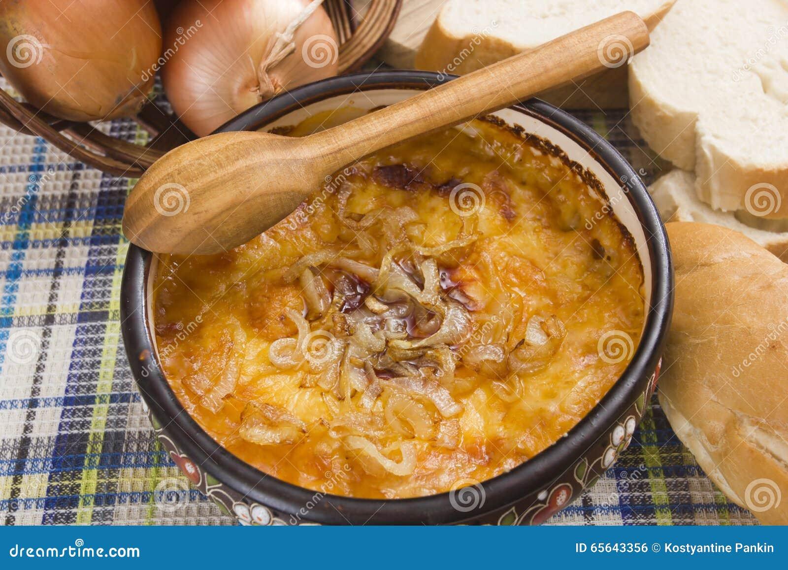 Soupe à oignon de Frances