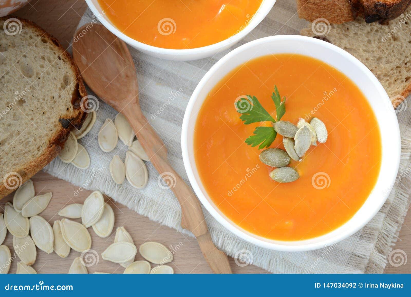 Soupe ? potiron