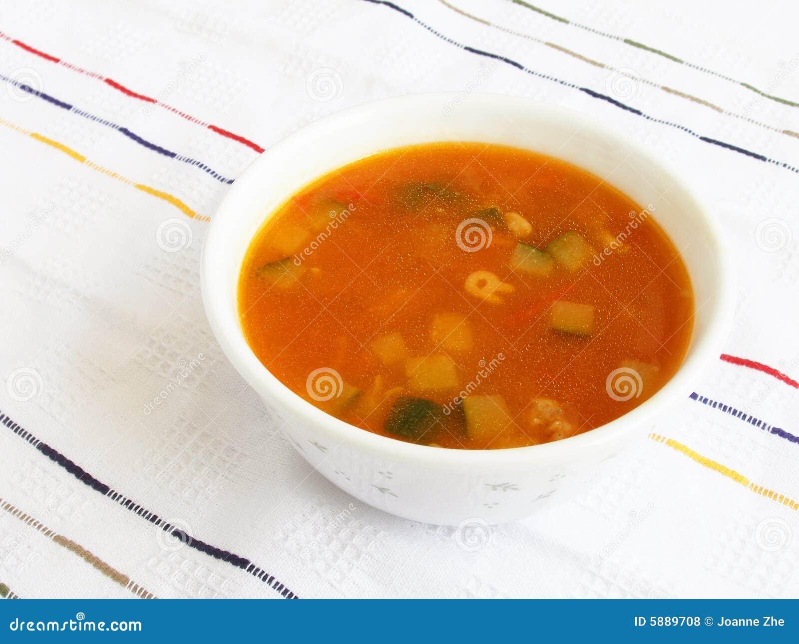 Souptomatgrönsaker