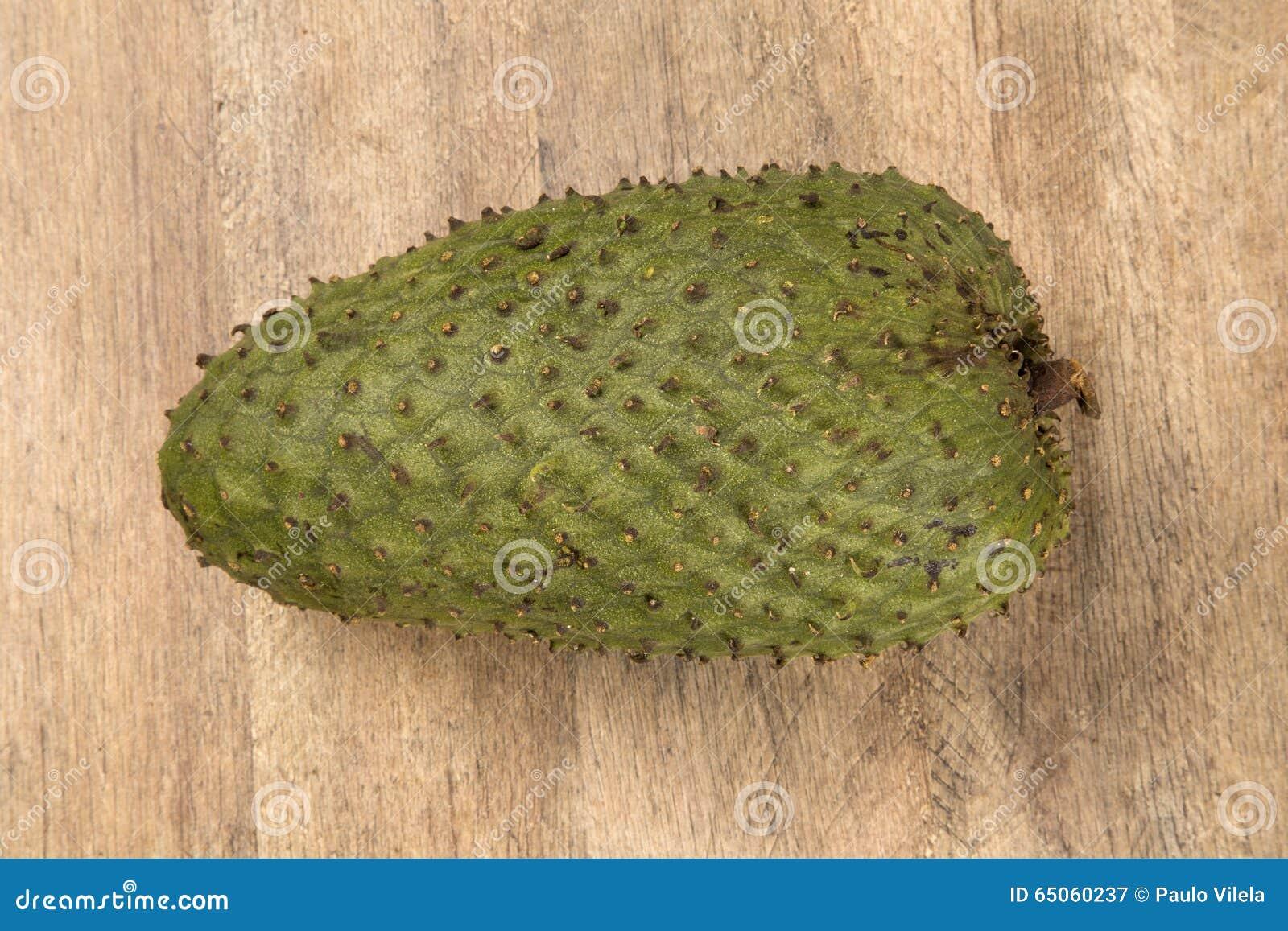 Sour Sop, Prickly Custard Apple  Stock Image - Image of vitamin