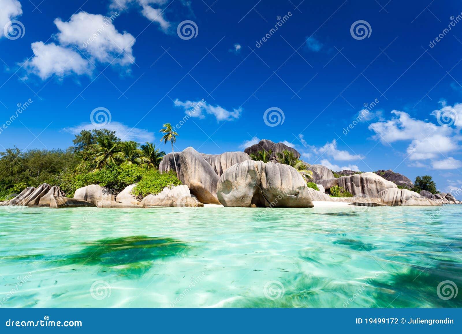 Source d argent beach