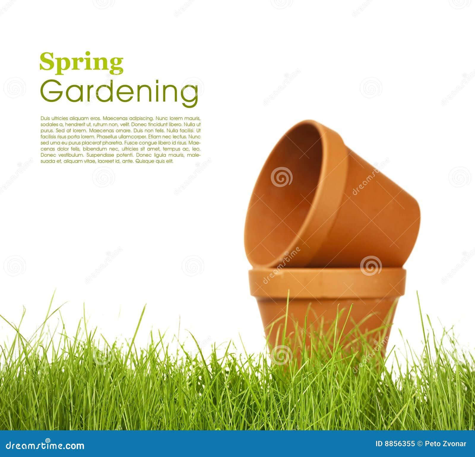 Source de jardinage