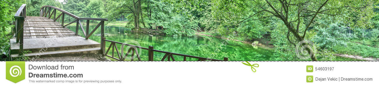 Source of river Bosna