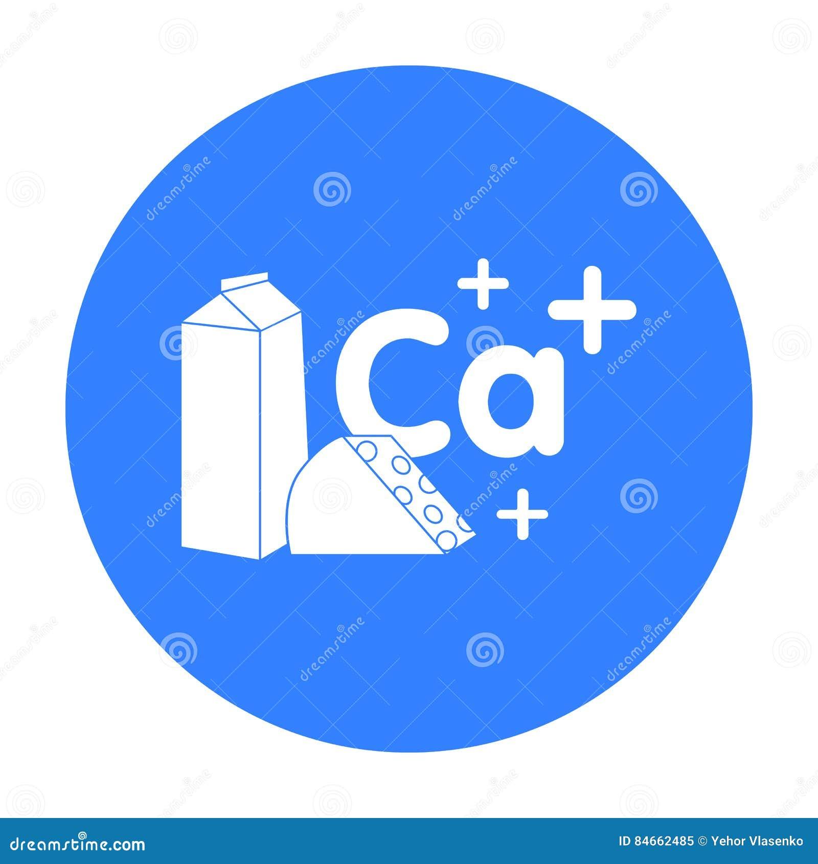 Symbol Ca