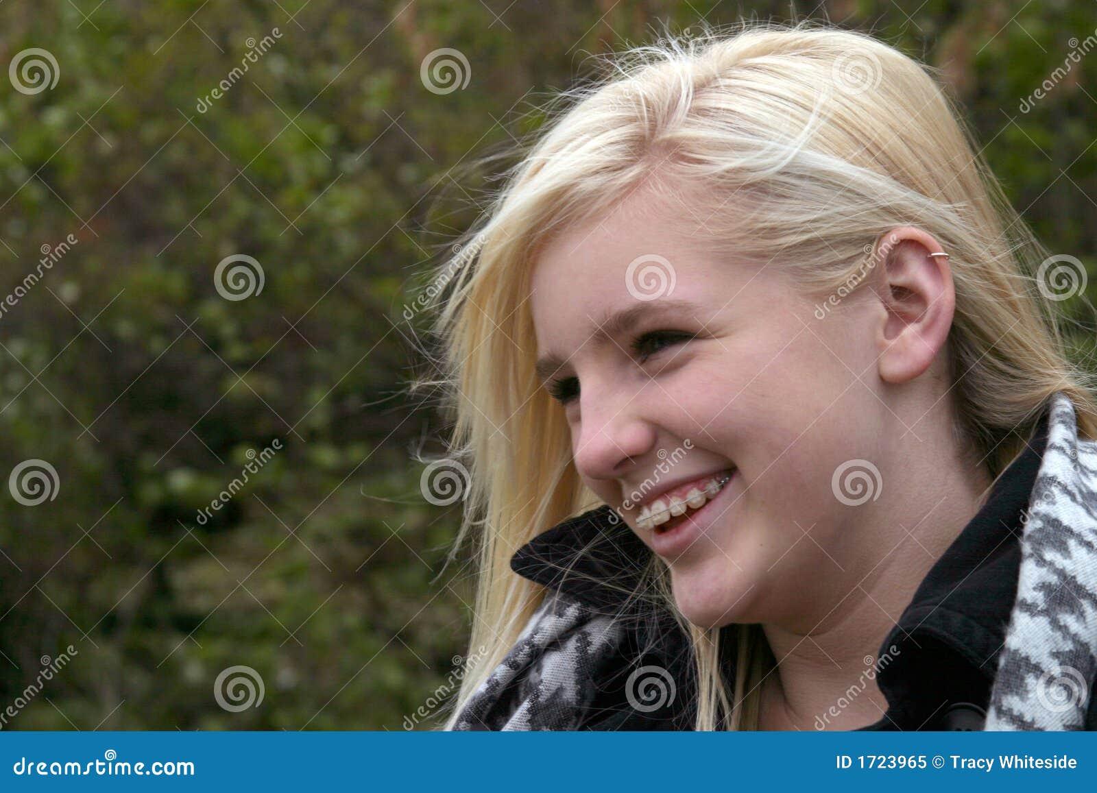 Sourire de Blondie