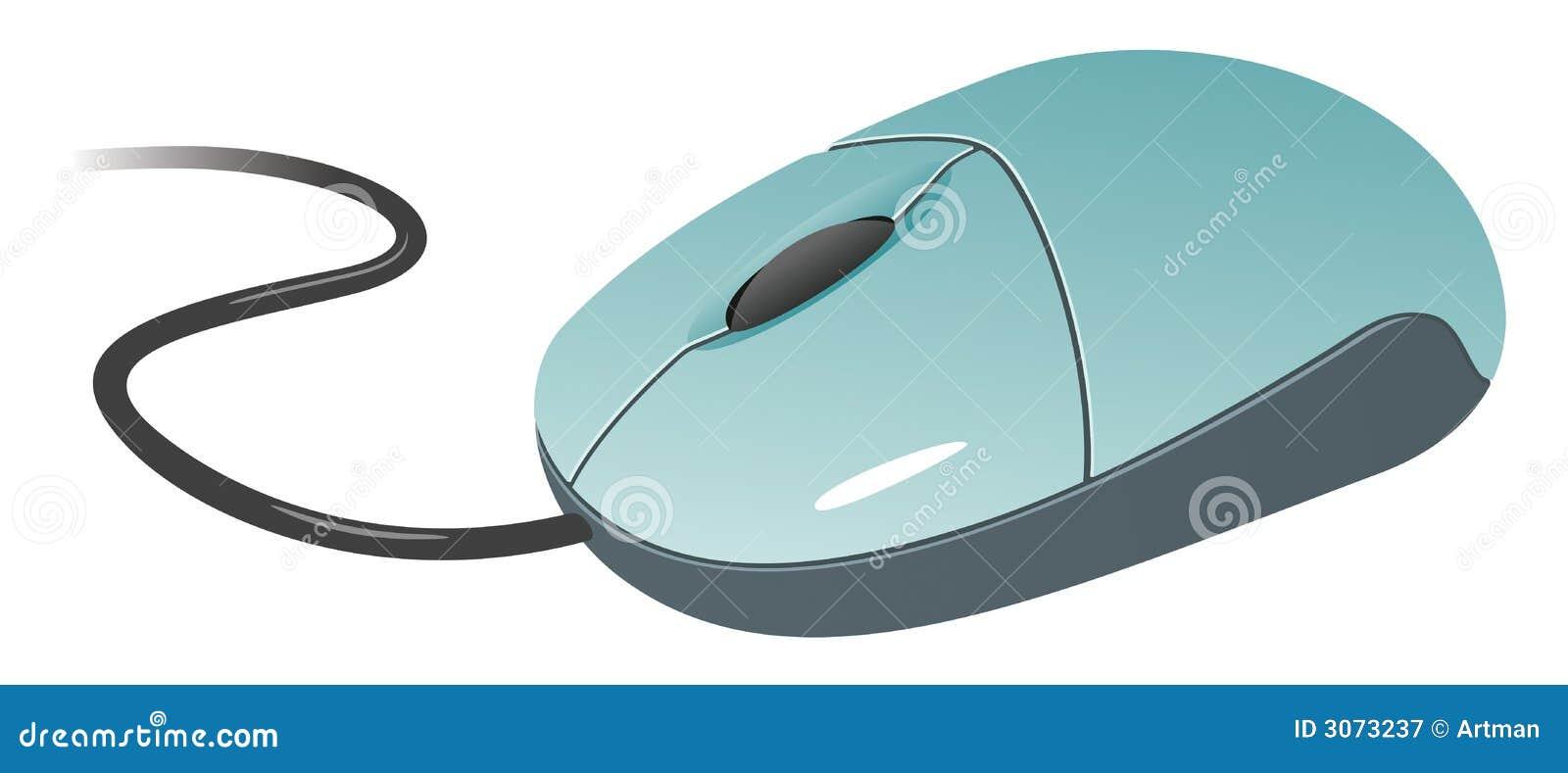 souris d 39 ordinateur illustration de vecteur image du boutons 3073237. Black Bedroom Furniture Sets. Home Design Ideas