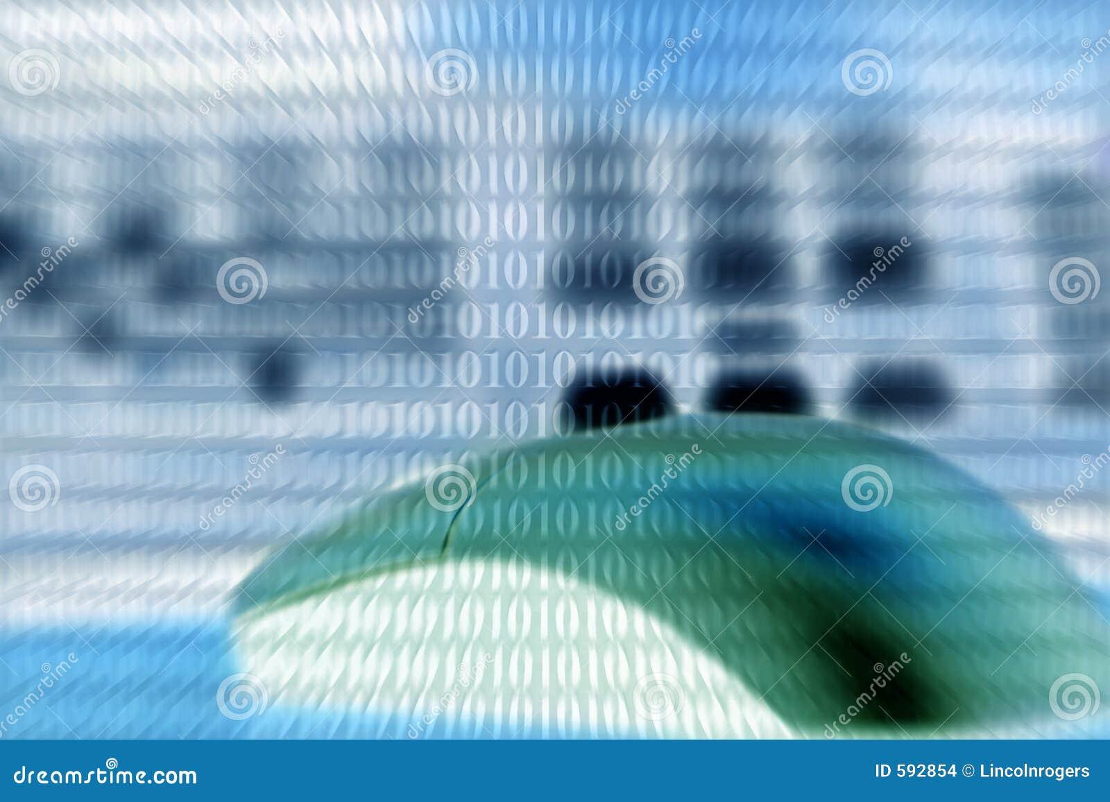 Souris de Techno/clavier et code binaire