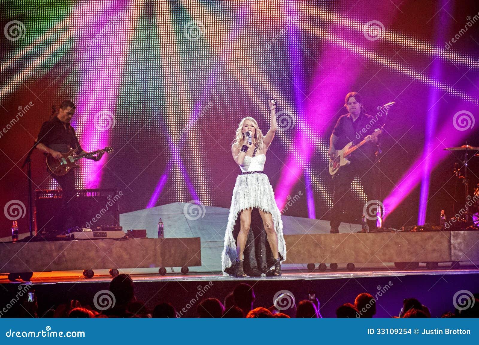 Sous-bois de Carrie de concert
