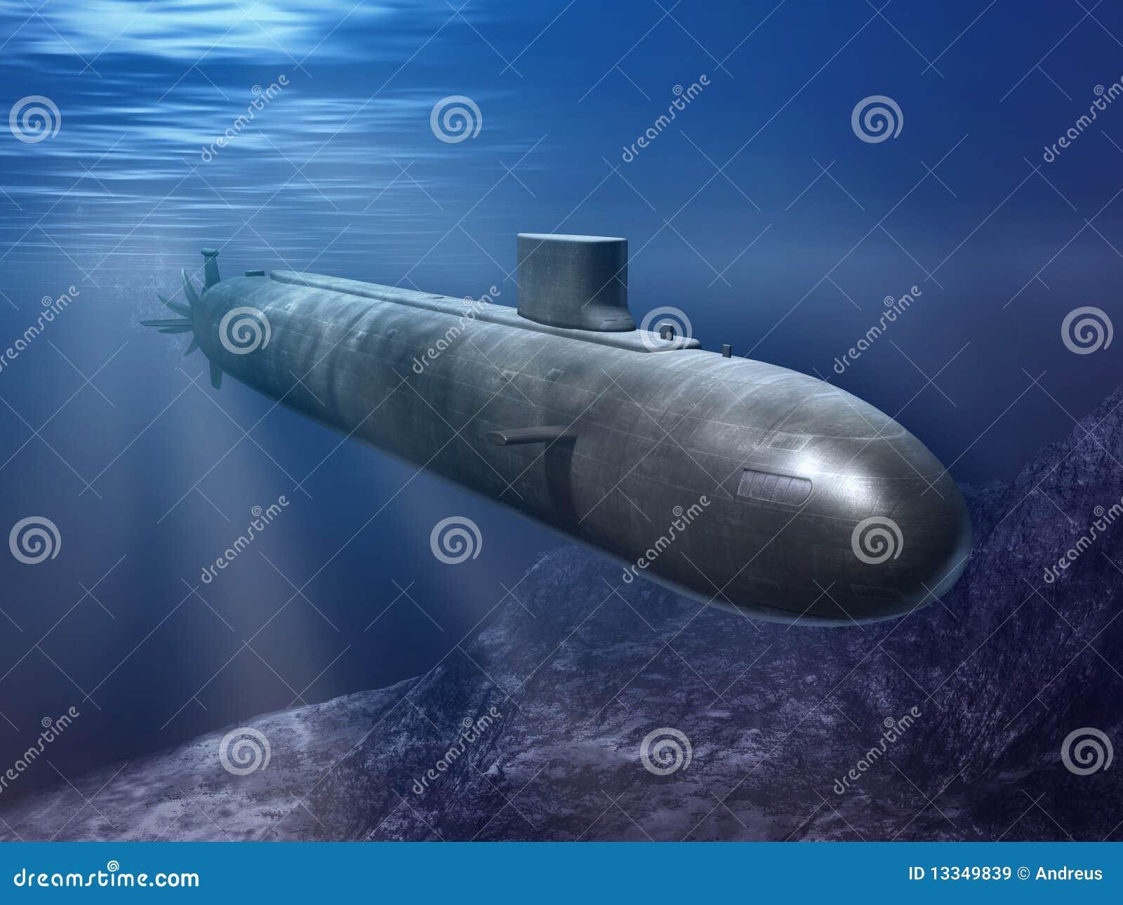 Sousmarin nucléaire