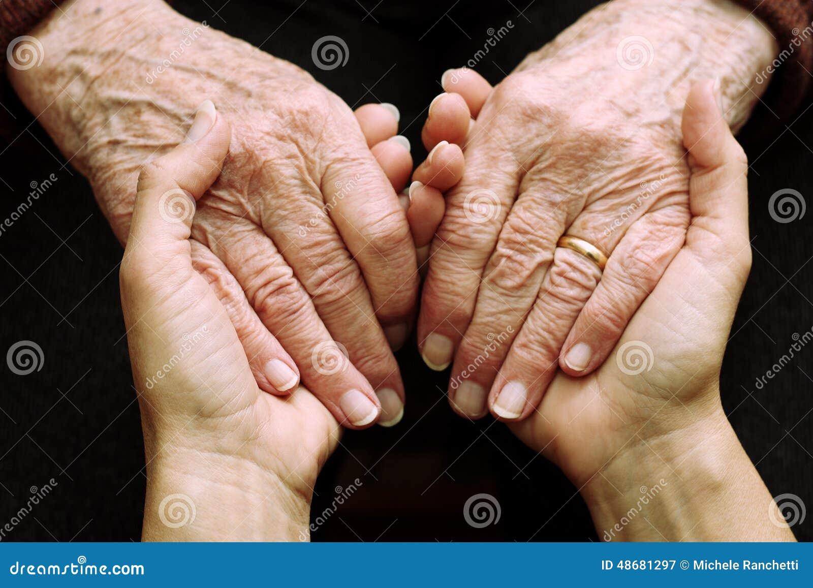 Soutenez et aidez les personnes âgées