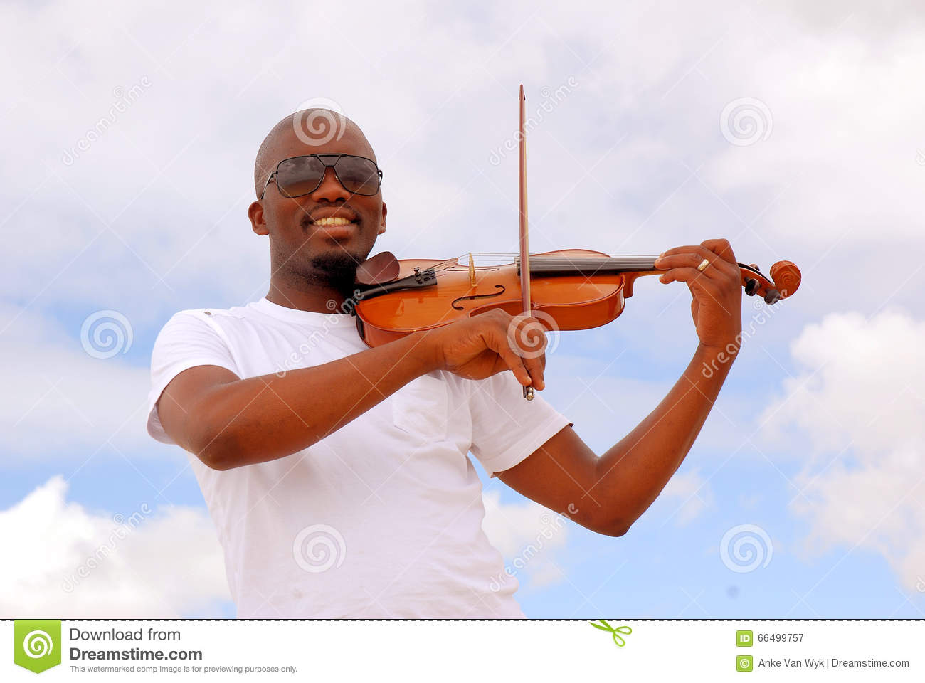 South African musician