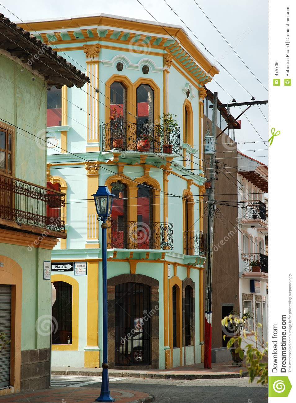 South American Architecture Royalty Free Stock Image Image 475736