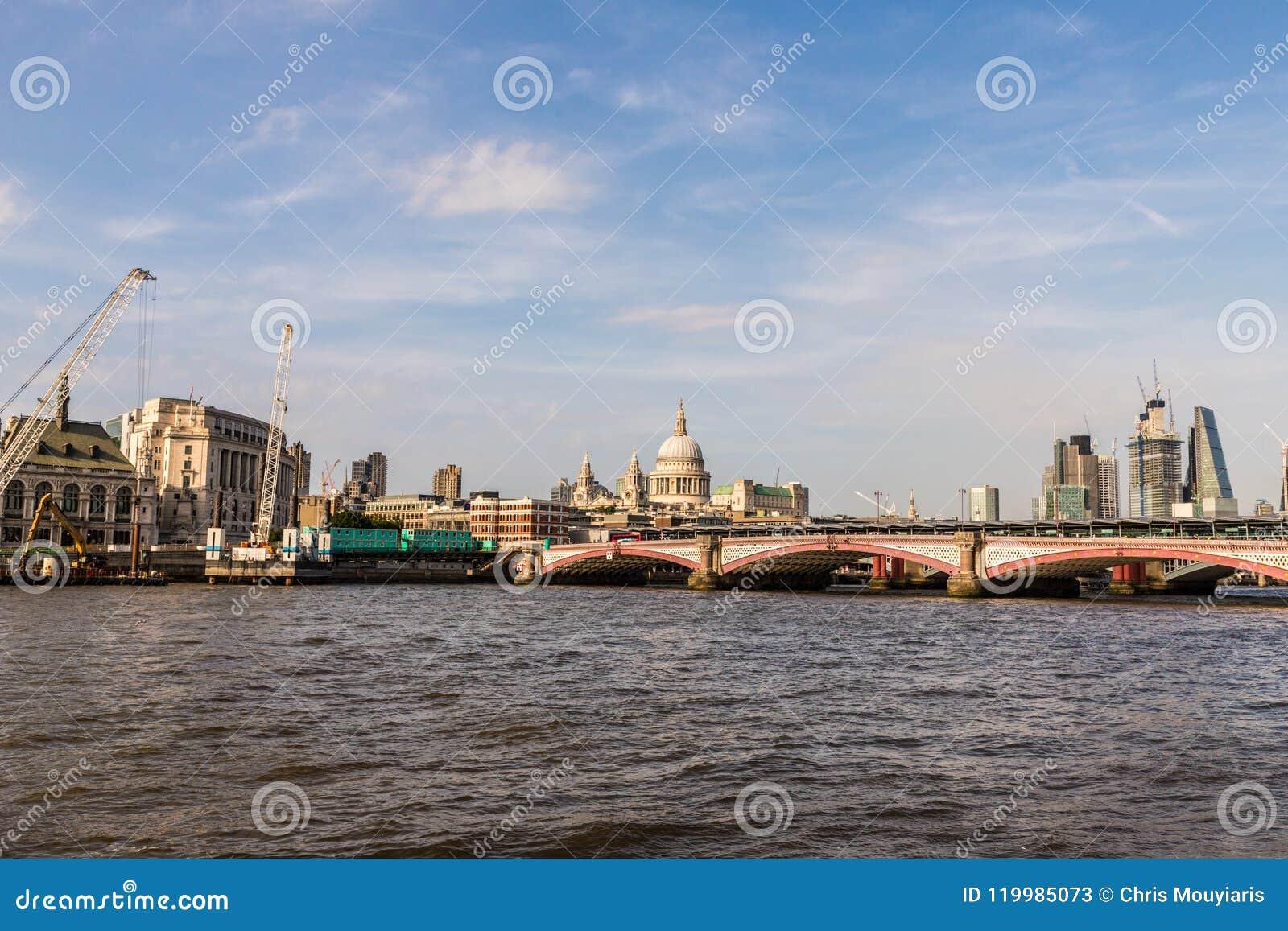 South bank london riverside