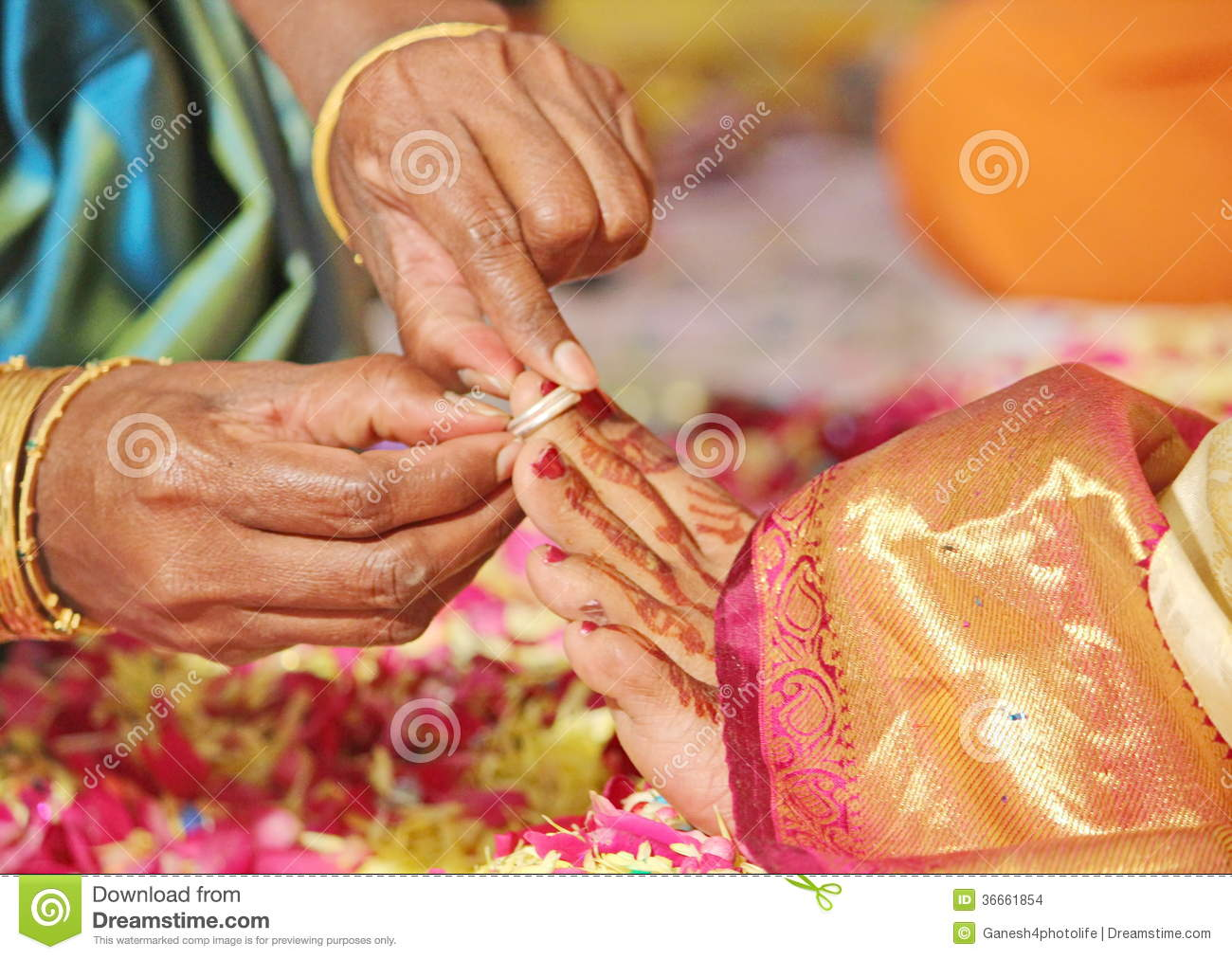 South Indian Marriage Rituals Editorial Stock Image Image Of Parts