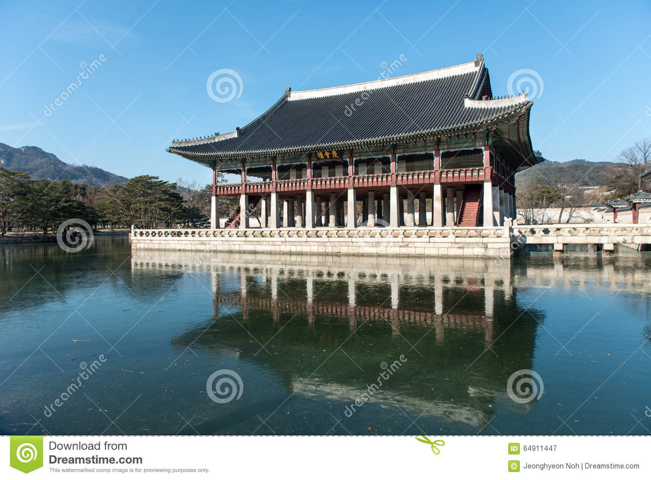 South Korea Boasts Wooden Buildings Built In The Joseon
