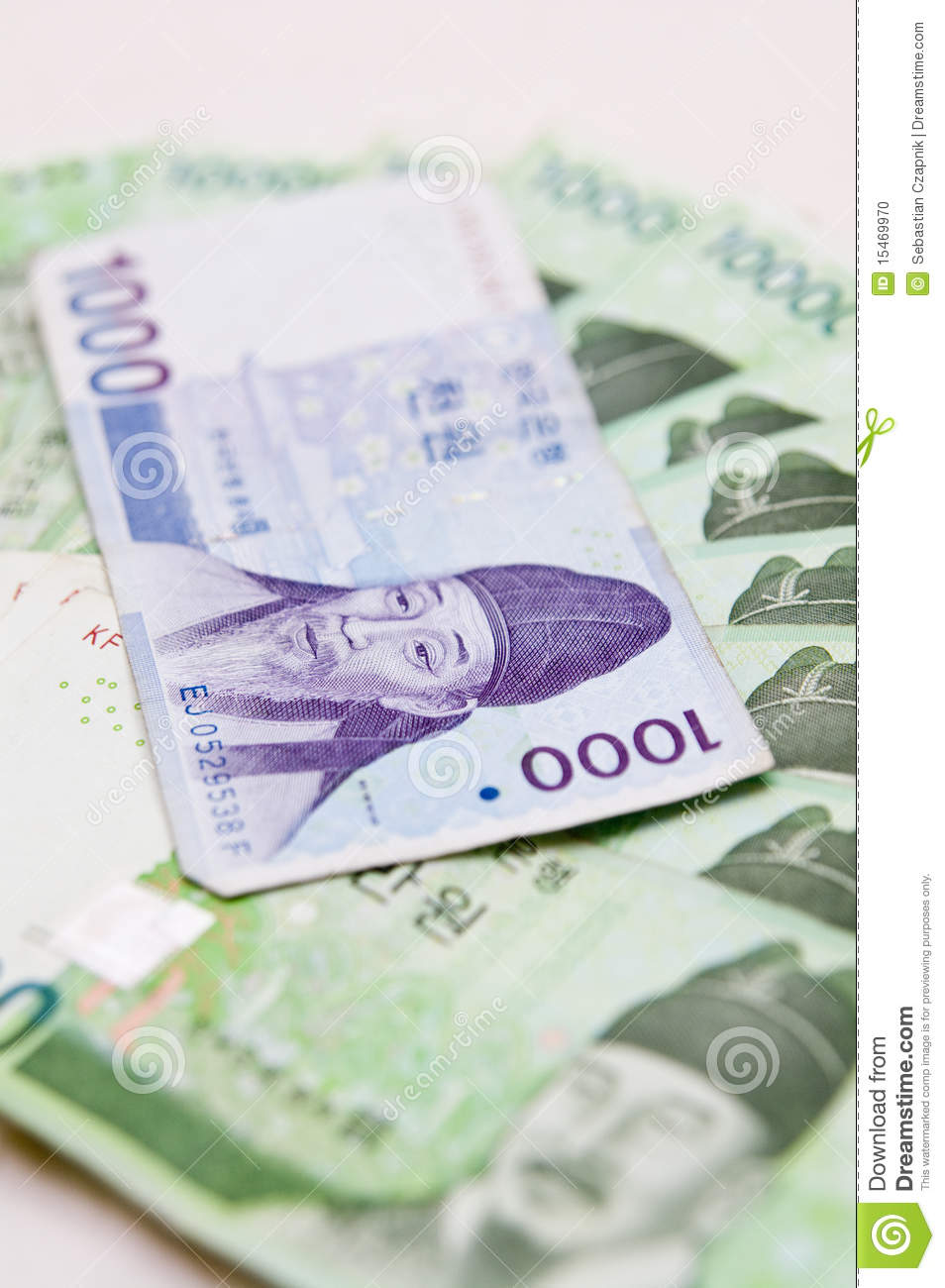 South korea currency stock photo image of korea cash 15469970 south korea currency buycottarizona