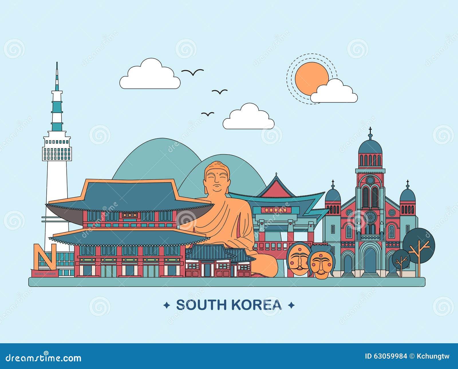 Korean poster design - Korea