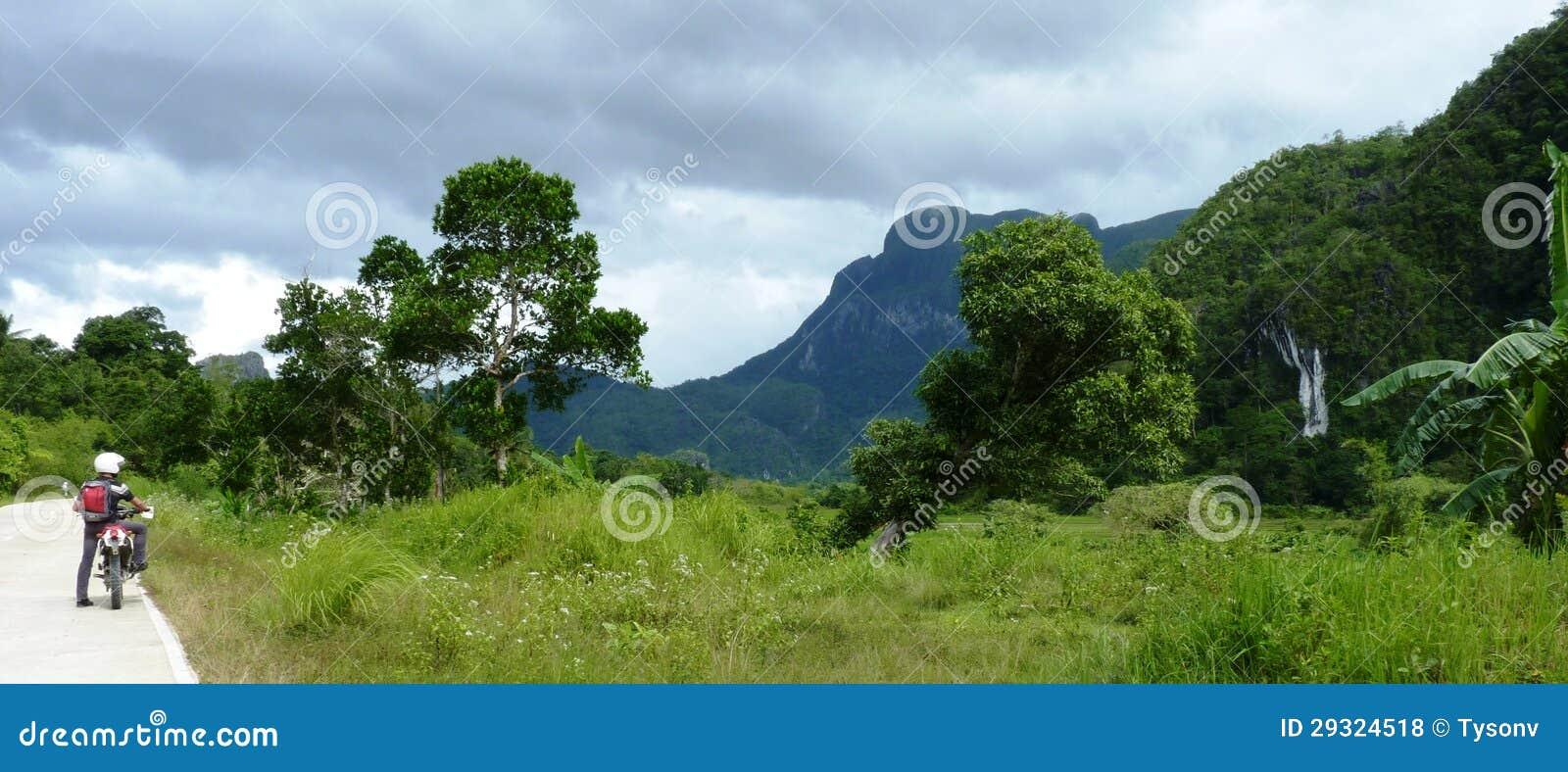 Southeast Asian Island 79