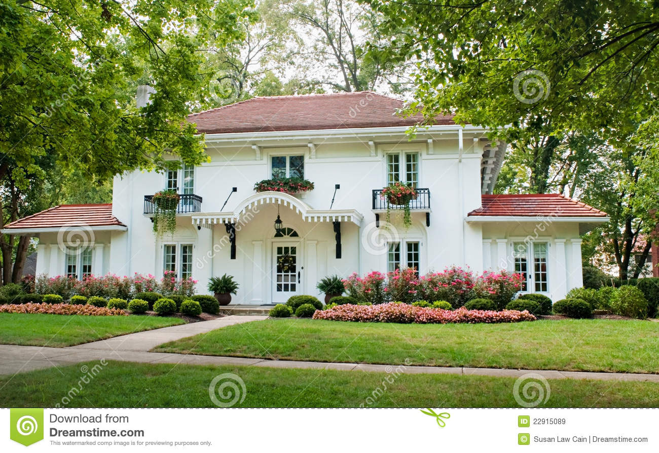 Southern Architecture Stock Image Image Of Architectural