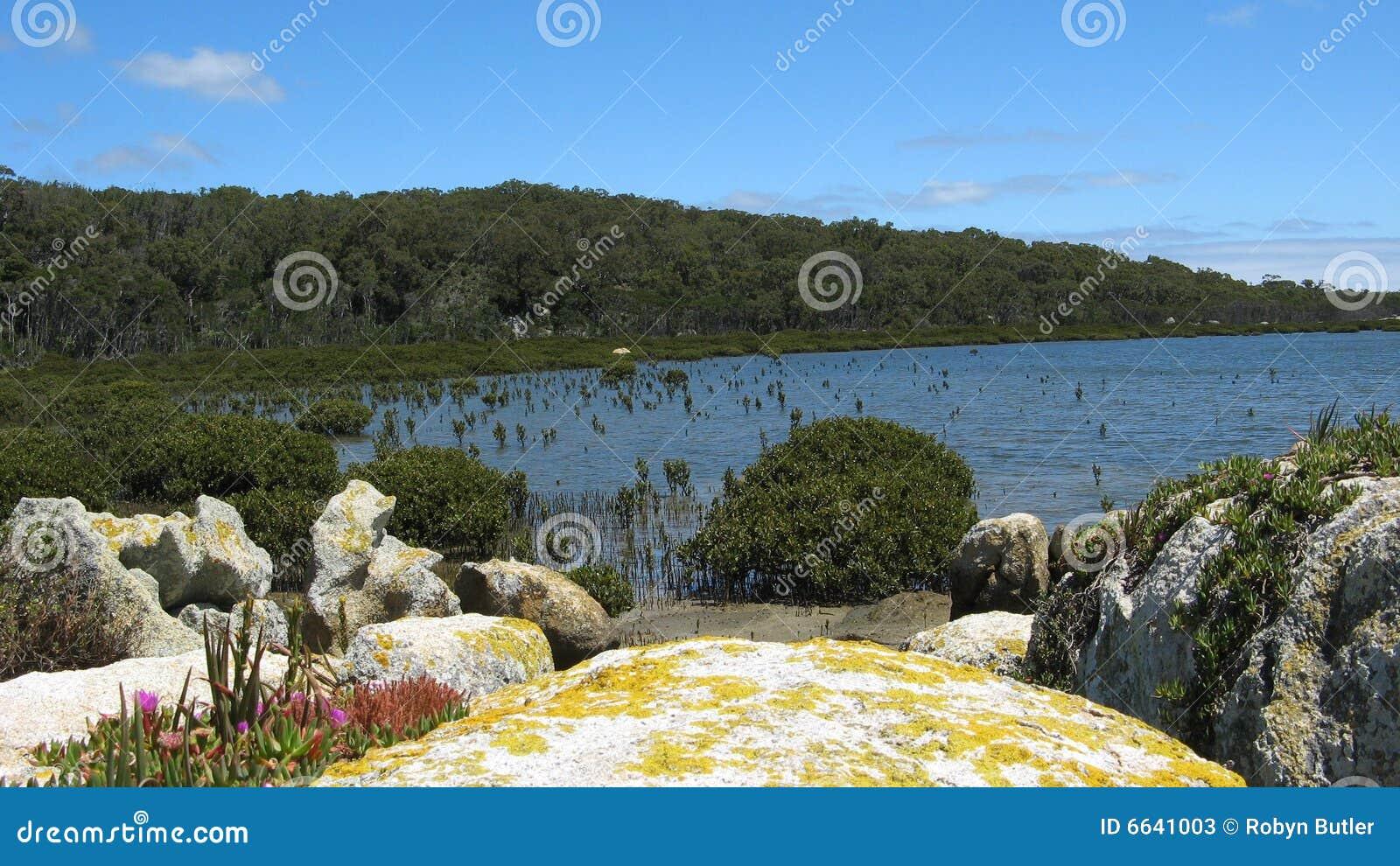 Southern Australian Coastline Stock Photos - Image: 6641003