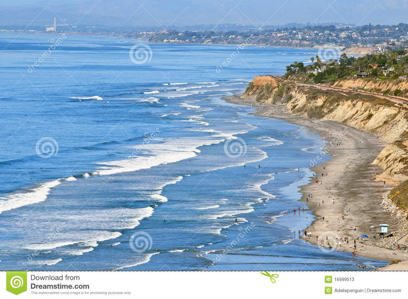Southern Californian Beach