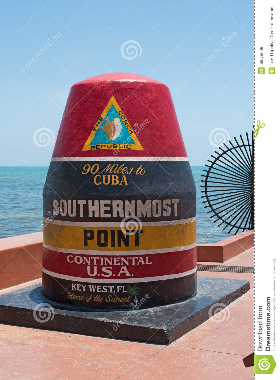 West Point (MS) United States  city pictures gallery : Southernmost Point in the continental United states.