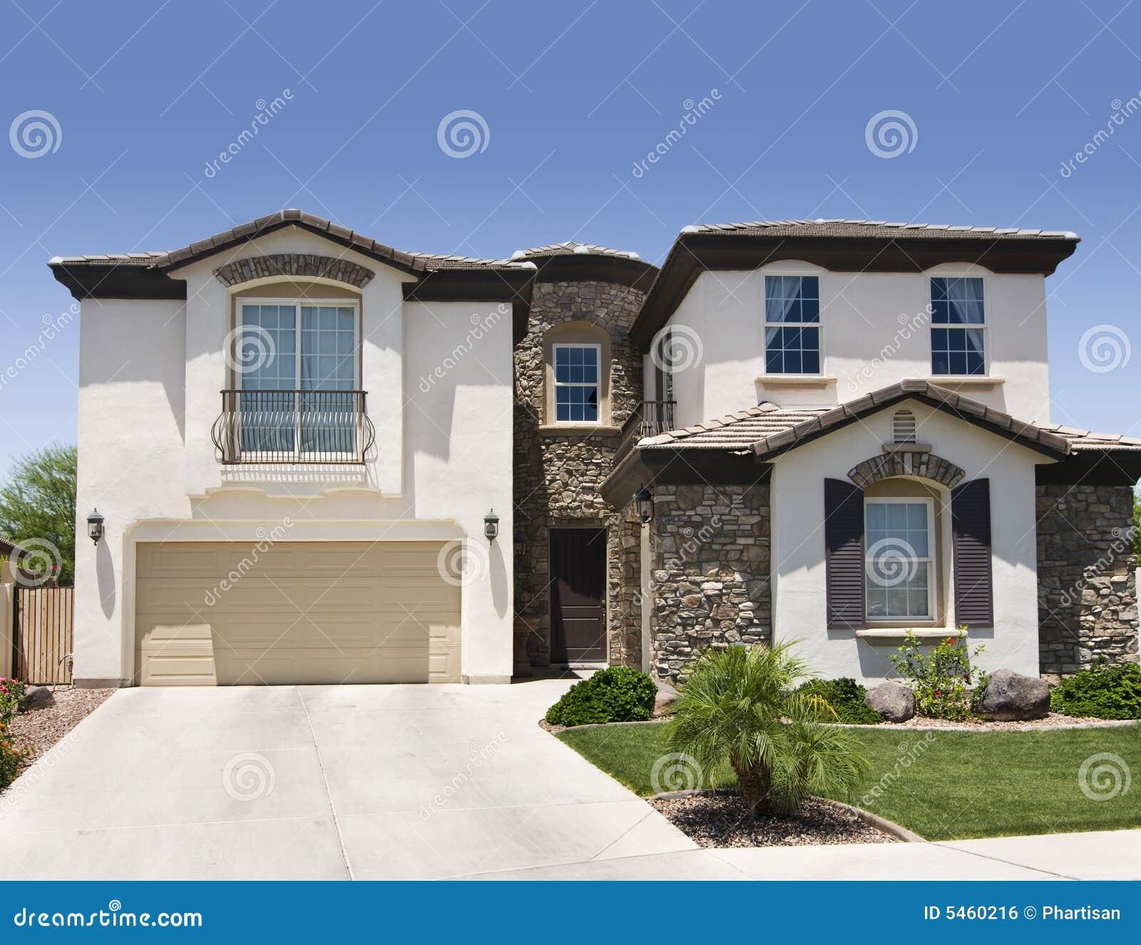 Southwestern Home Royalty Free Stock Image Image 5460216