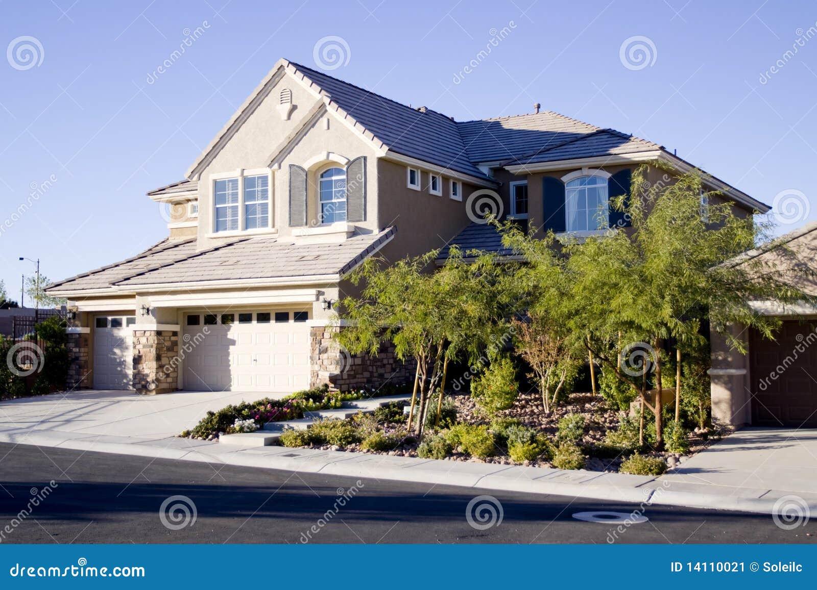 Southwestern House Stock Image Image 14110021
