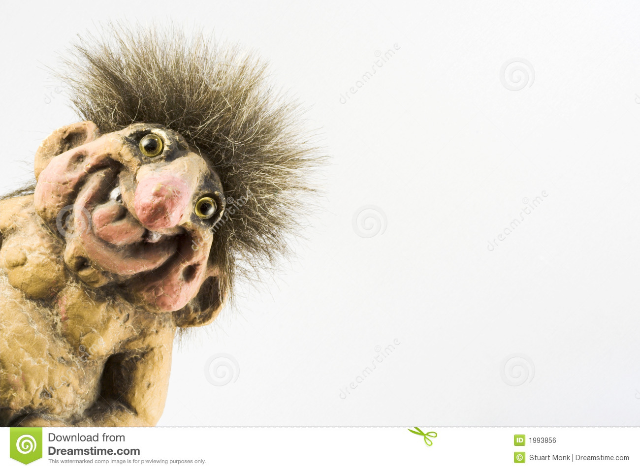Souvenir Troll Stock Images - 124 Photos