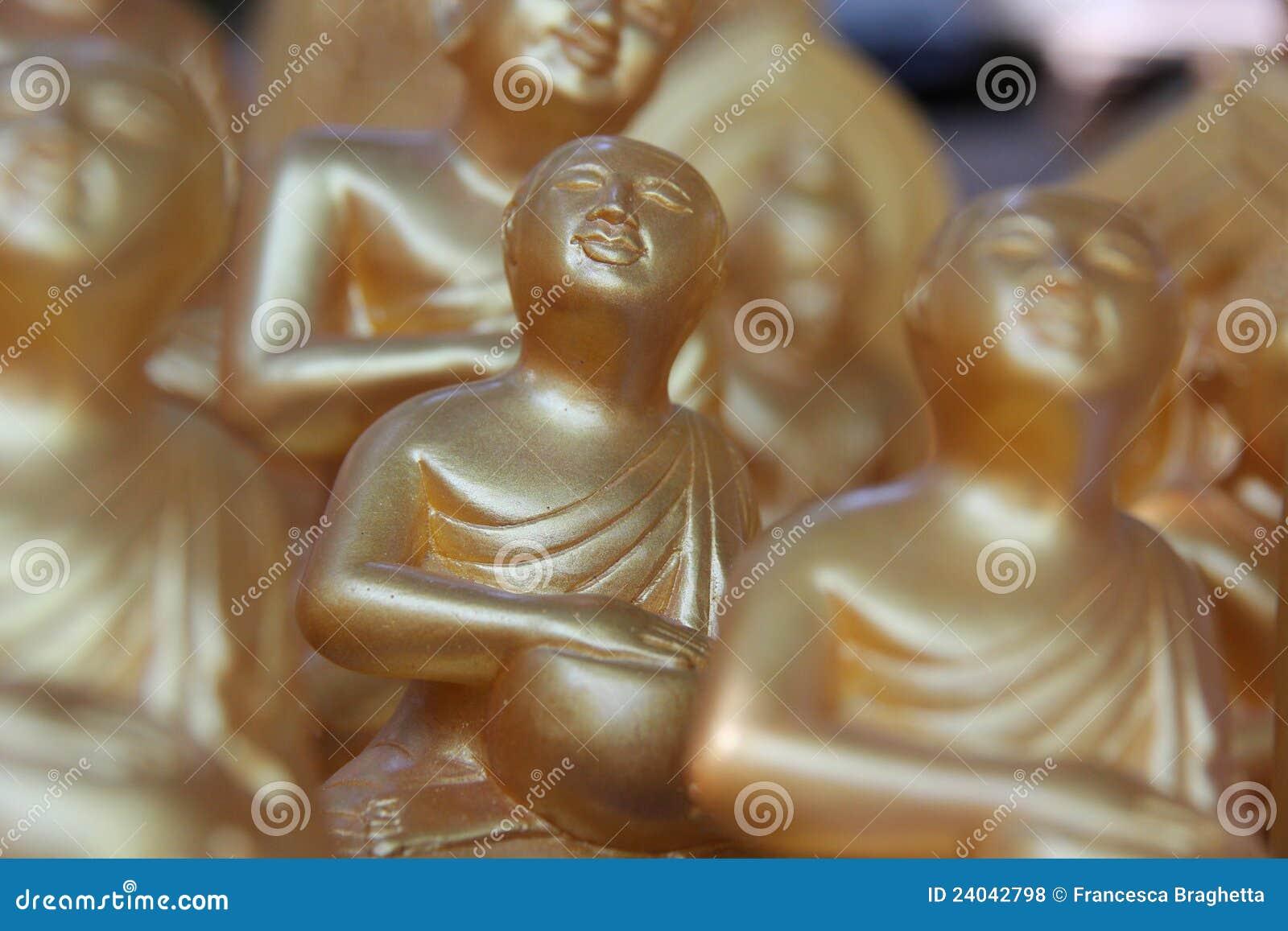 Souvenires Buddhas