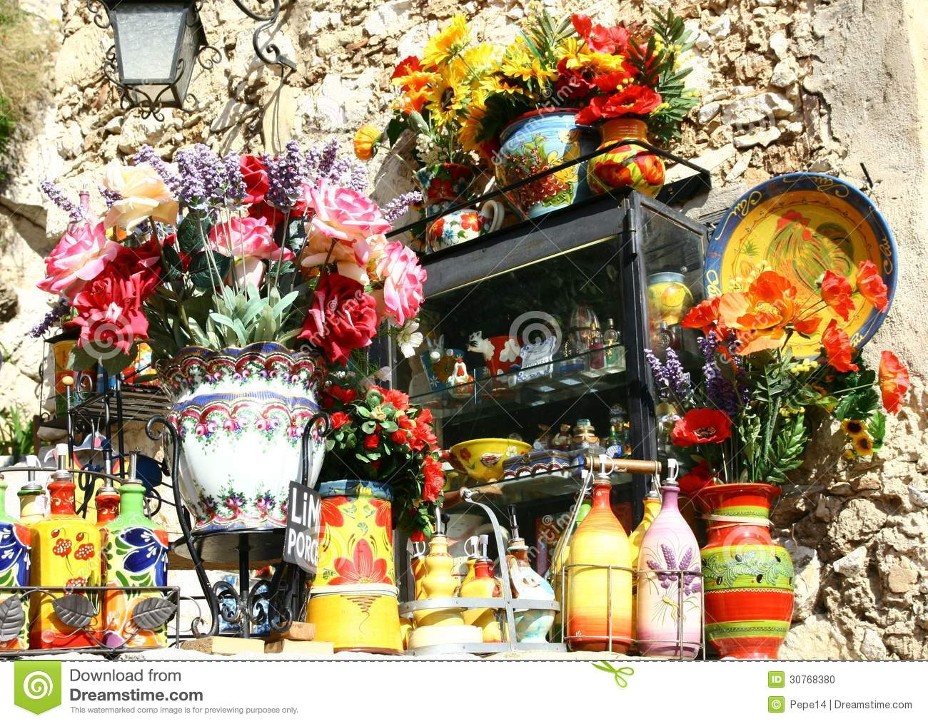 Souvenirs From Provence Stock Photo Image 30768380