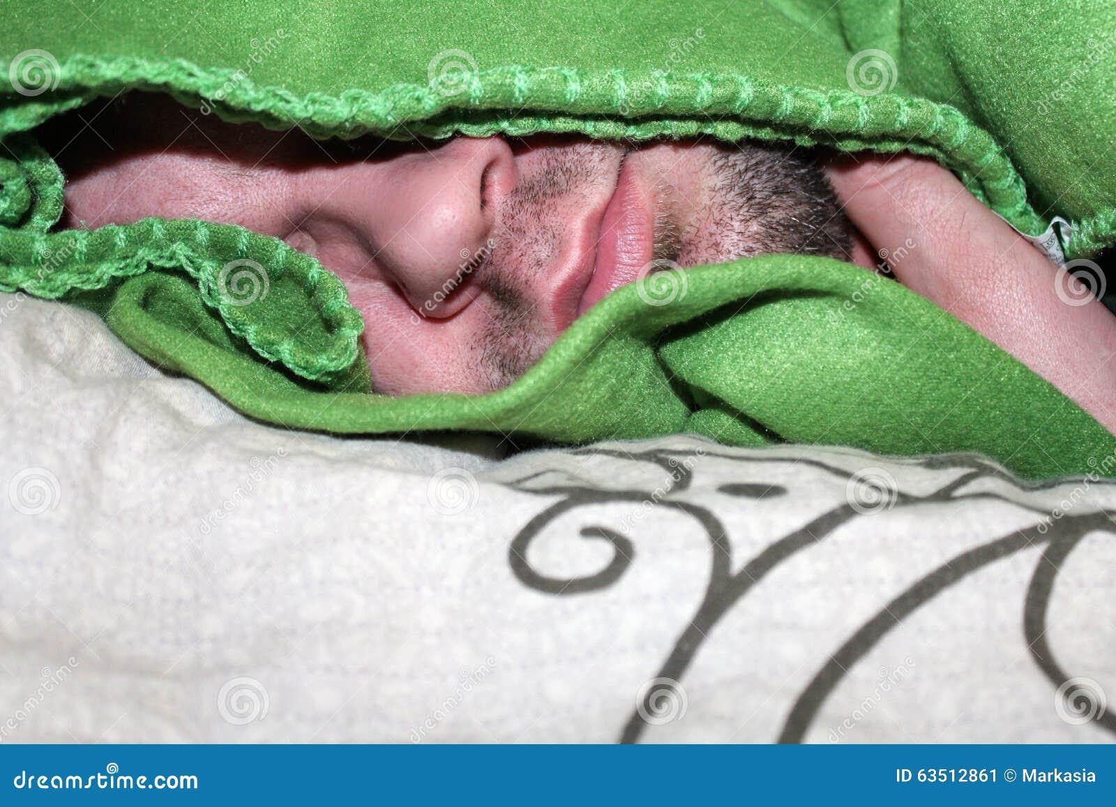 Sova för man