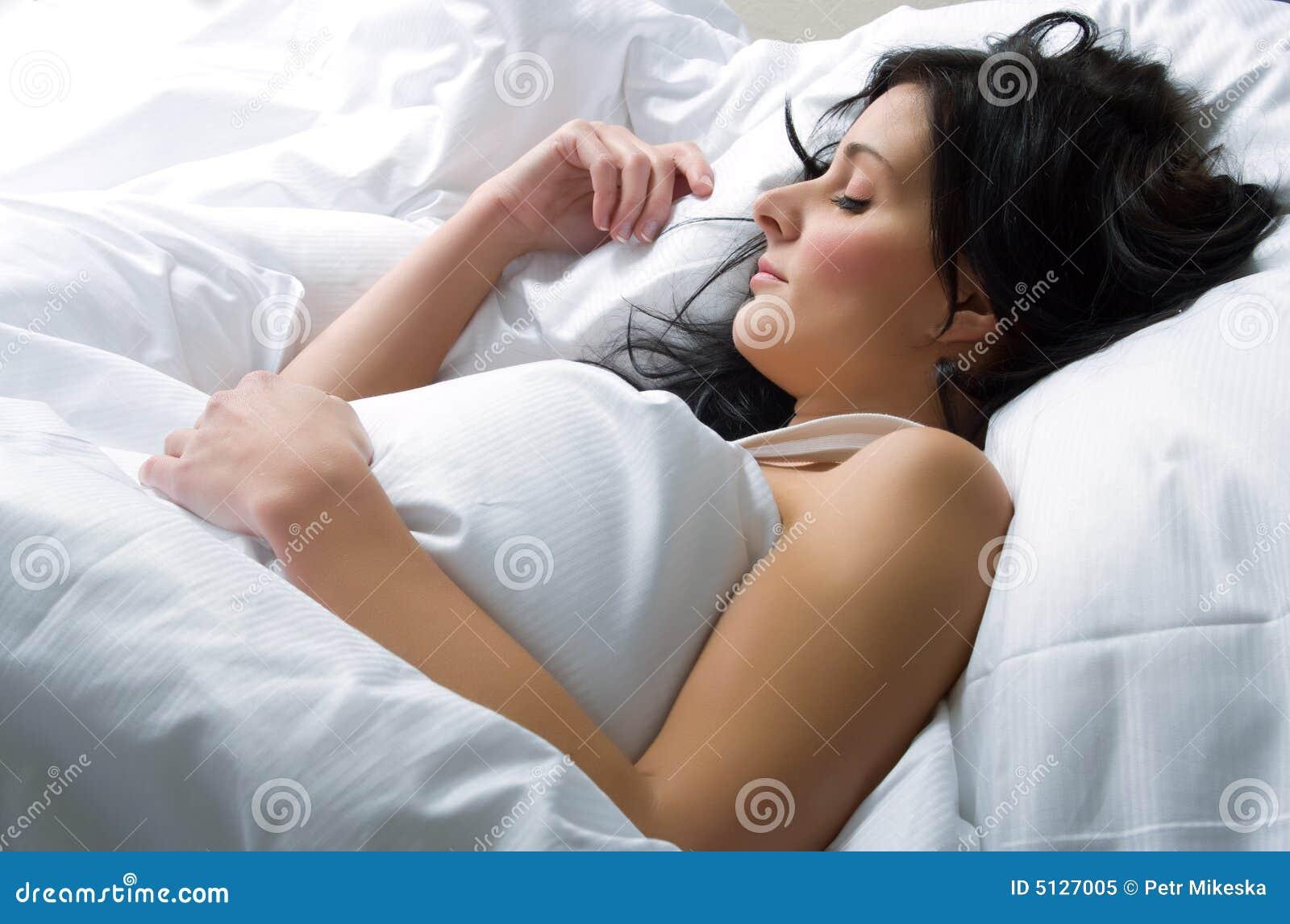 Sova för skönhet
