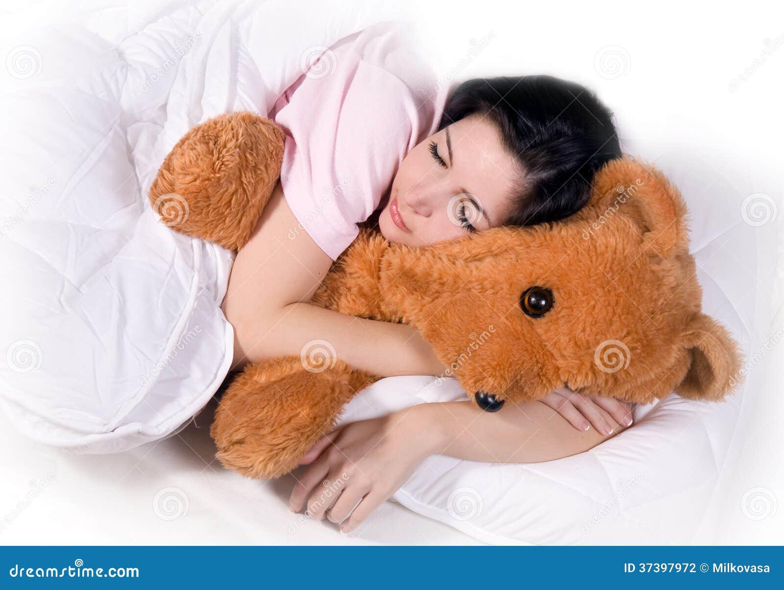 Sova flickan