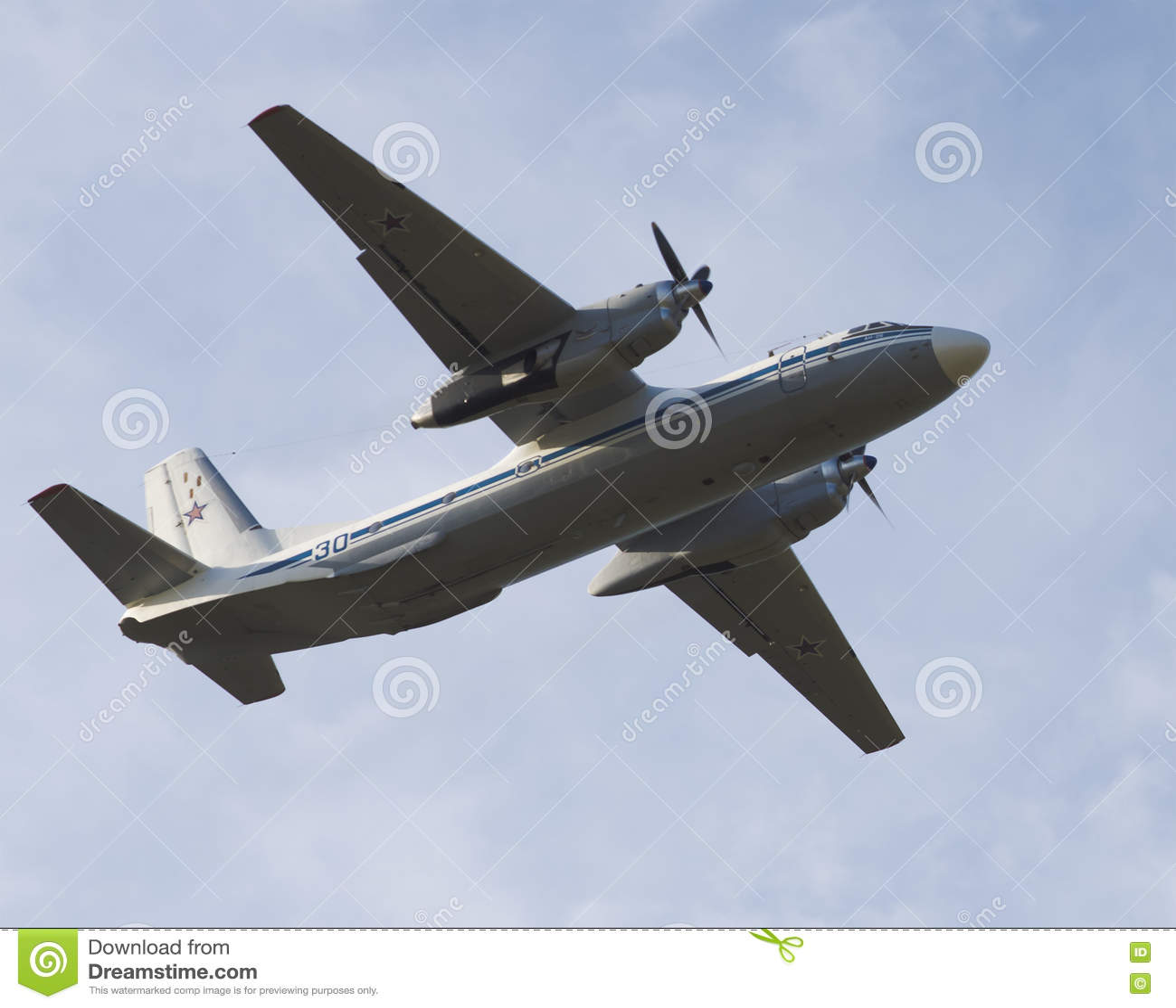 Of Russian Soviet Aircraft - Tranny Strip Tease-8382