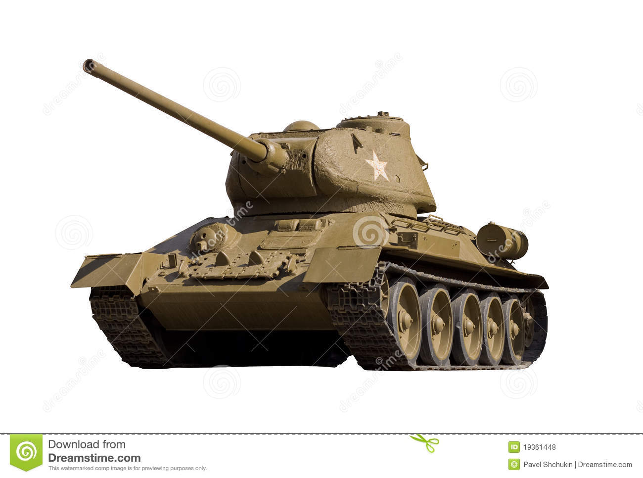 Russian tank t34 royalty free stock images image 23498479 - The Soviet Tank T 34 85 Royalty Free Stock Photos