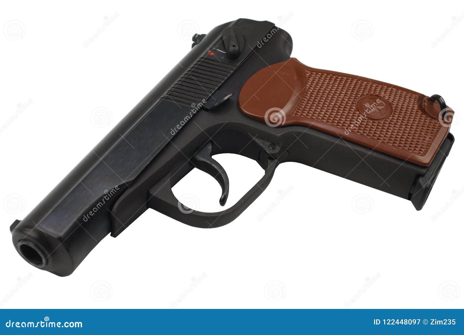 Sovjet 9mm pistool