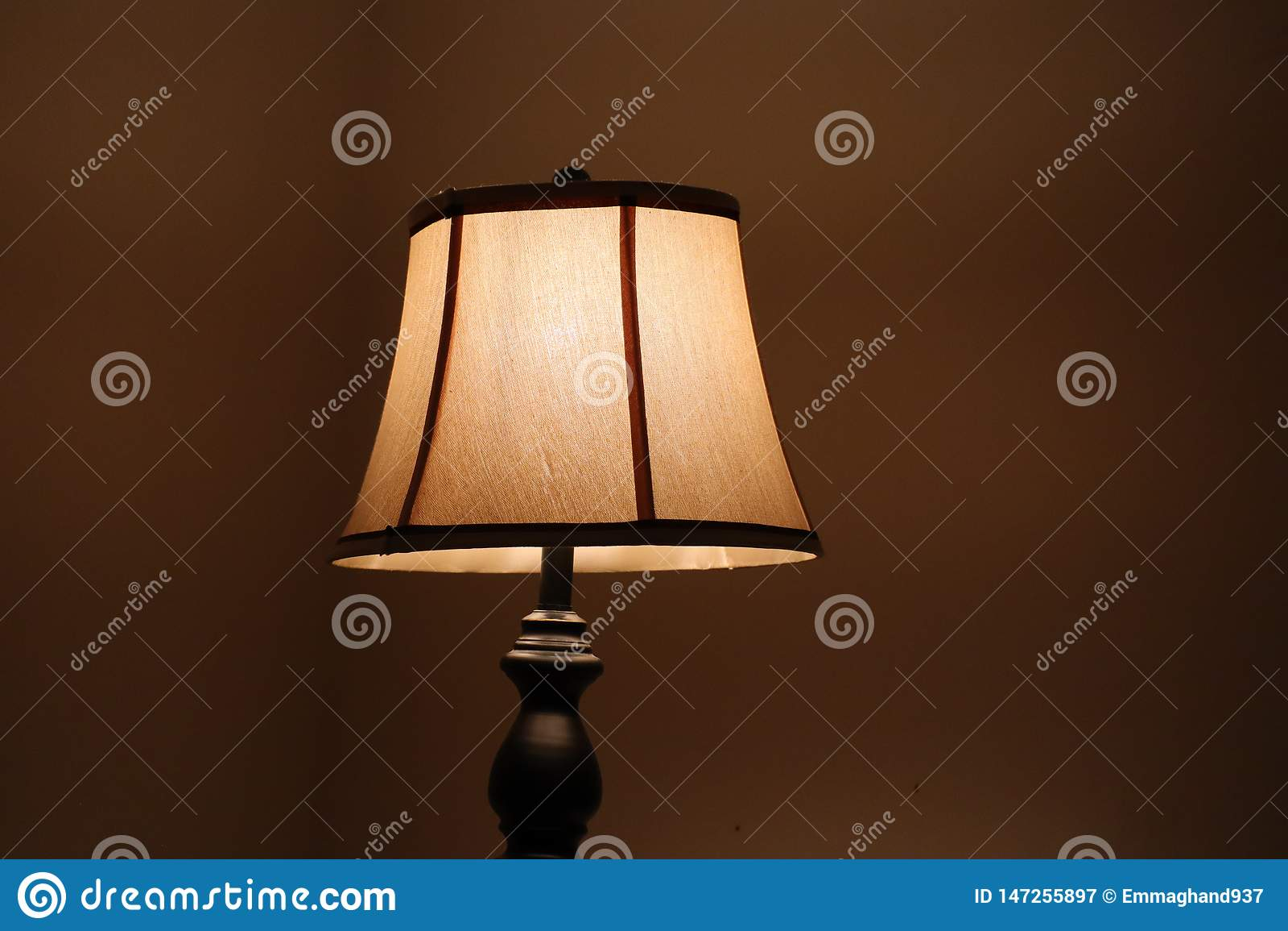 Sovrumlampa