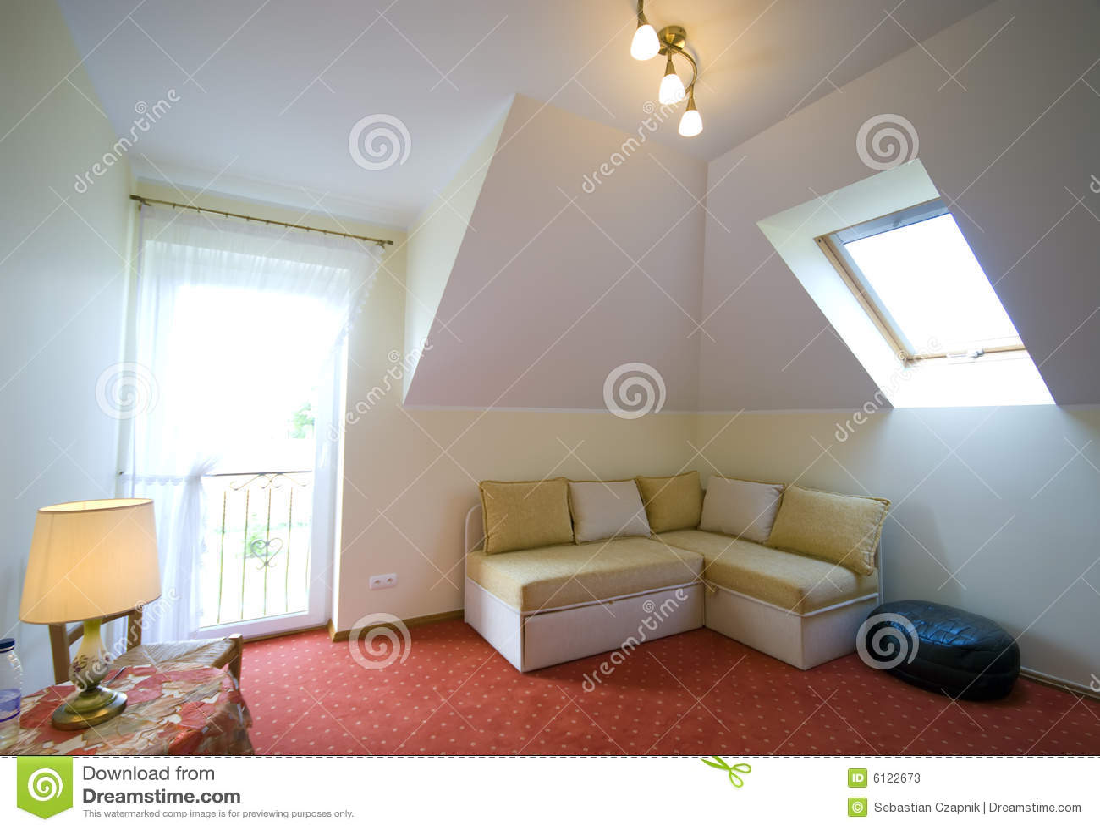 Sovrumloft arkivfoton   bild: 6122673