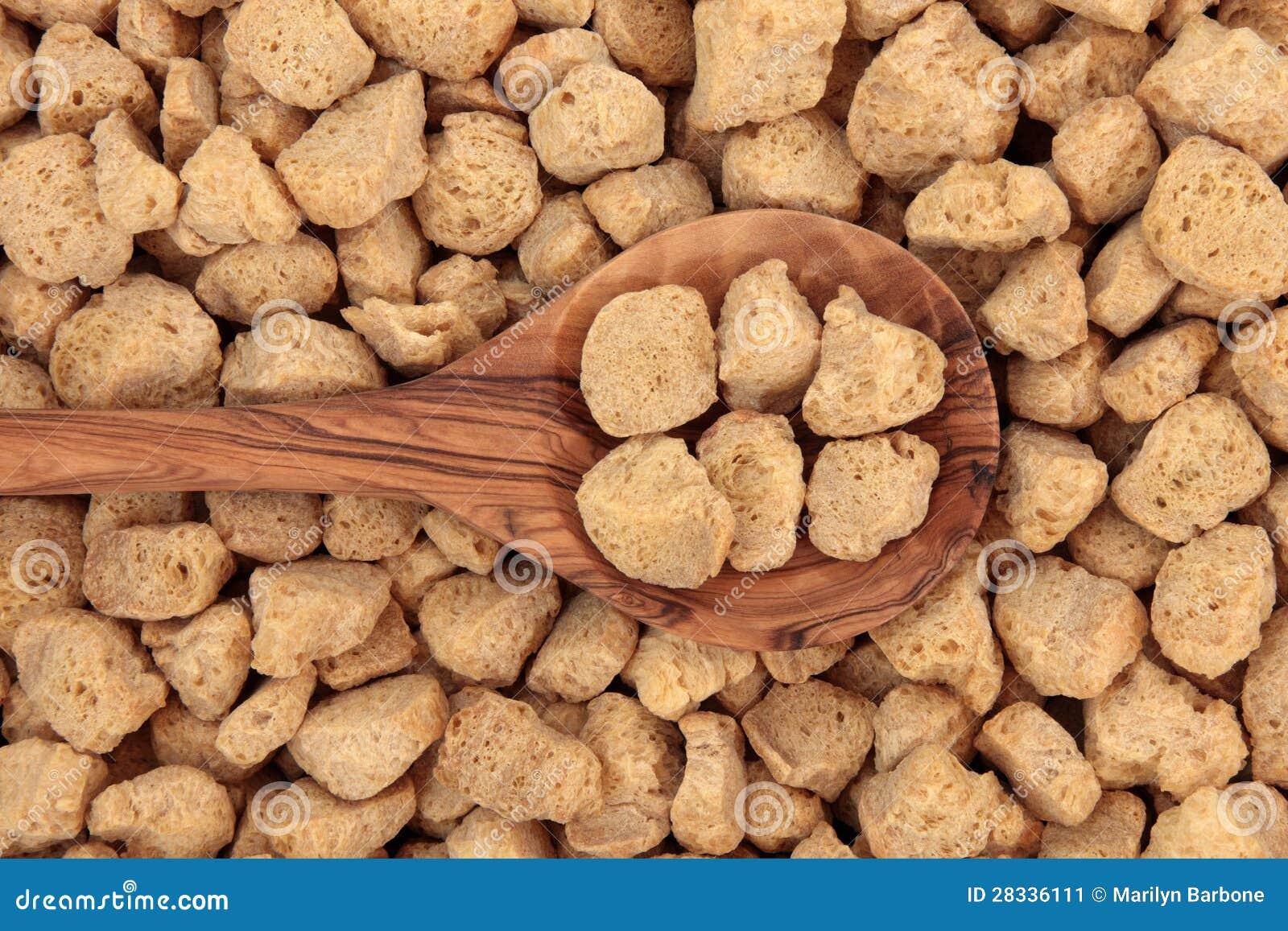 Protein soya