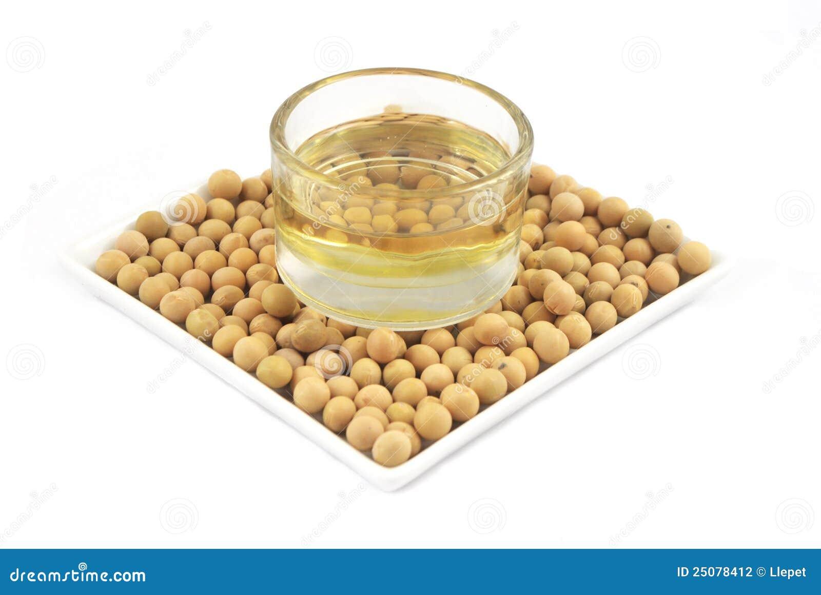 Soybean för bönaoljesoy