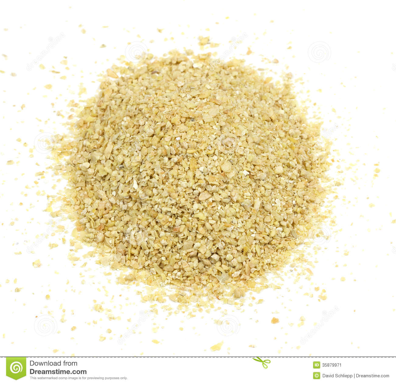 Soybean Meal Pile From Above Stock Image - Image of nitrogen