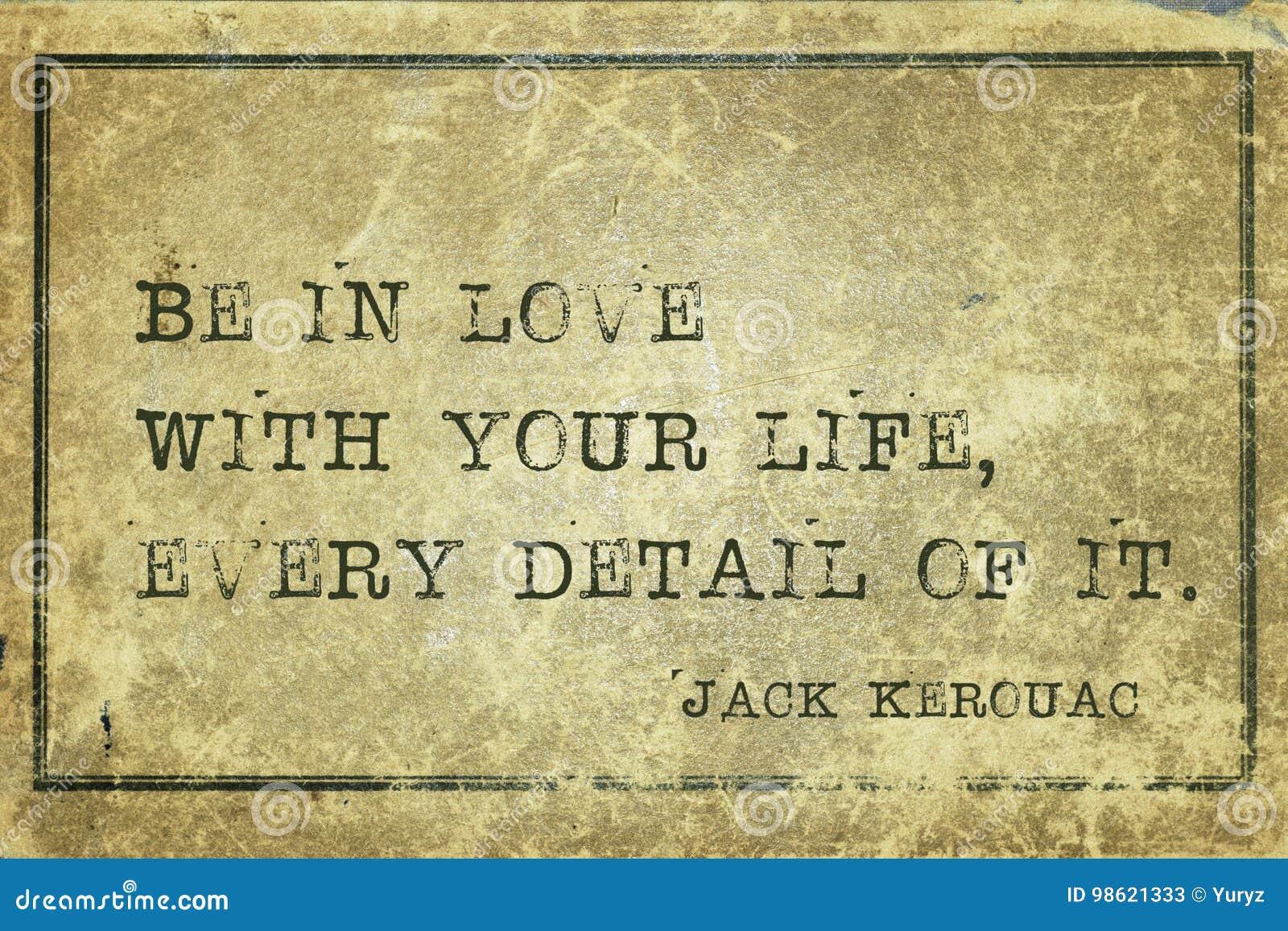Soyez dans l amour Kerouac